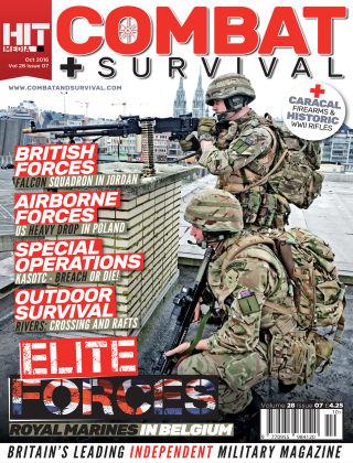 Combat & Survival October 2016