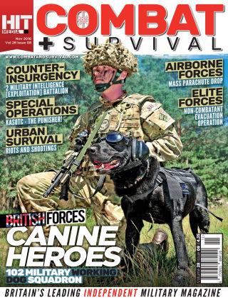 Combat & Survival November 2016