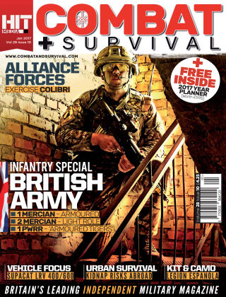 Combat & Survival January 2017