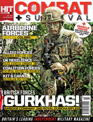Combat & Survival February 2017