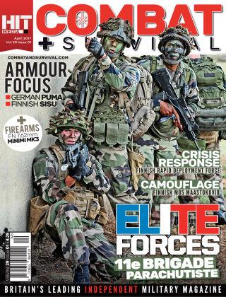 Combat & Survival April 2017