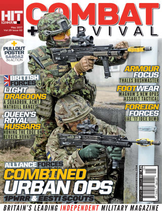 Combat & Survival May 2017