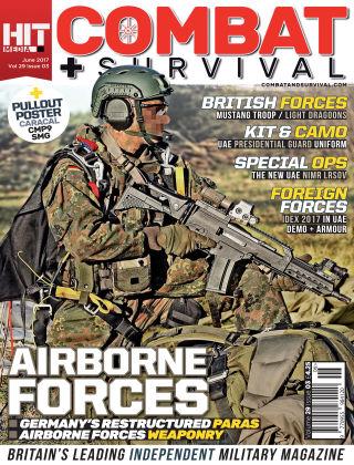 Combat & Survival June 2017