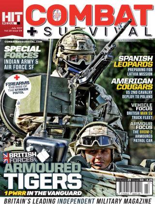 Combat & Survival July 2017