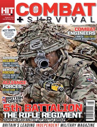 Combat & Survival August 2017