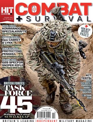 Combat & Survival October 2017