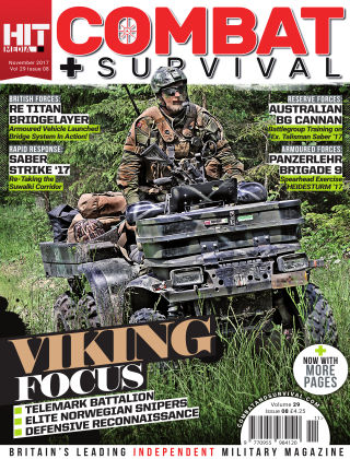 Combat & Survival November 2017