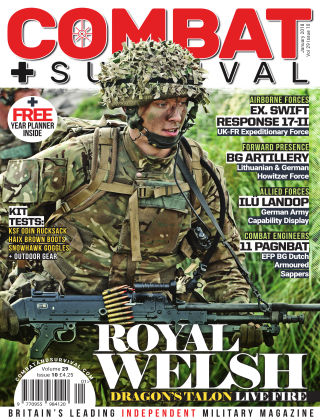 Combat & Survival January 2018