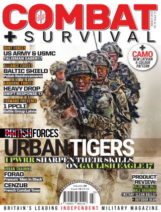 Combat & Survival March 2018