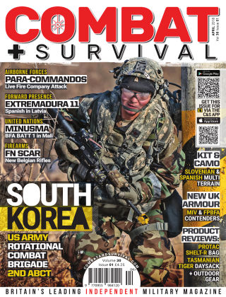 Combat & Survival April 2018