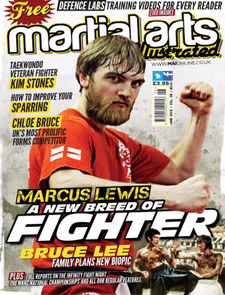 Martial Arts Illustrated June 2015