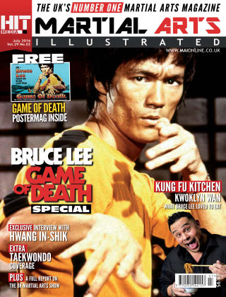 Martial Arts Illustrated July 2016