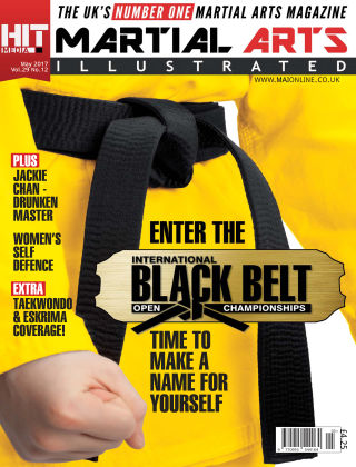 Martial Arts Illustrated May 2017
