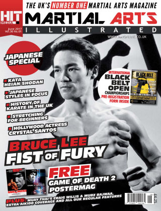 Martial Arts Illustrated June 2017