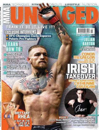 MMA Uncaged Mar - Apr 2015