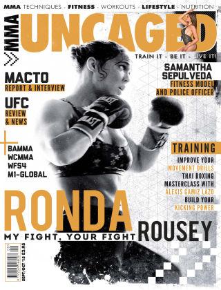 MMA Uncaged Sep - Oct 2015