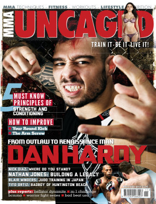 MMA Uncaged Nov - Dec 2015