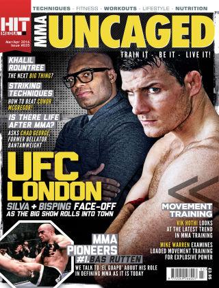 MMA Uncaged Mar - Apr 2016