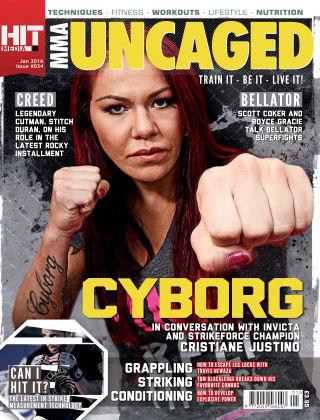 MMA Uncaged Jan - Feb 2016