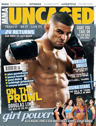 MMA Uncaged Jul - Aug 2014