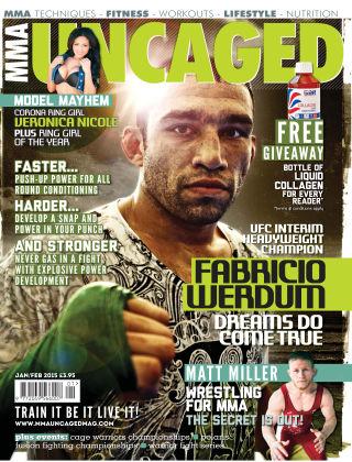 MMA Uncaged Jan - Feb 2015