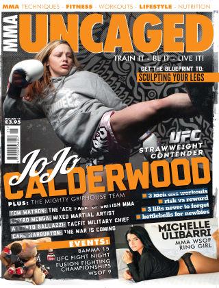 MMA Uncaged May - Jun 2014