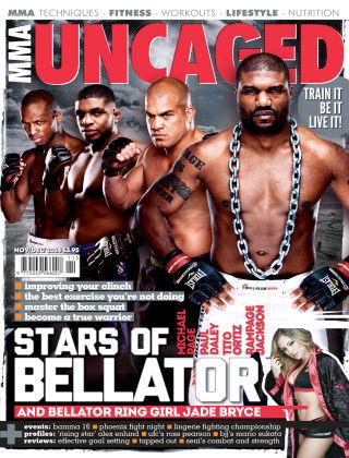 MMA Uncaged Nov - Dec 2014