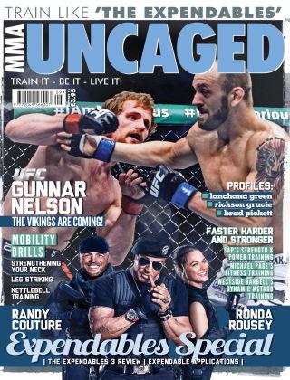 MMA Uncaged Sep - Oct 2014
