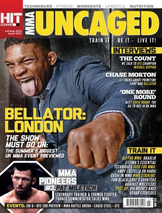 MMA Uncaged Jul - Aug 2016