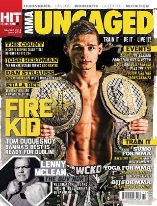 MMA Uncaged Nov - Dec 2016