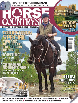 Horse & Countryside April 2015