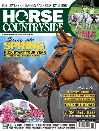 Horse & Countryside Feb - Mar 2017
