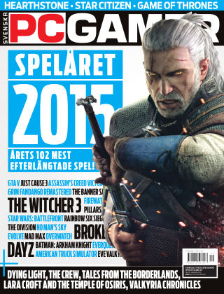 Svenska PC Gamer 2015-01-01