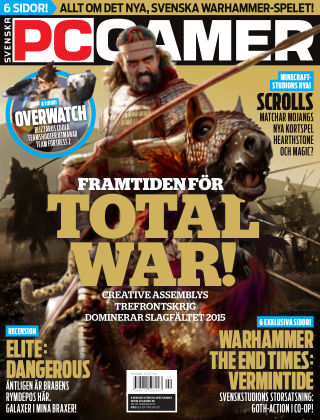 Svenska PC Gamer 2015-02-01