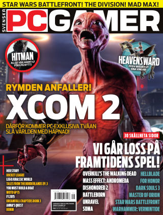 Svenska PC Gamer 2015-08-01