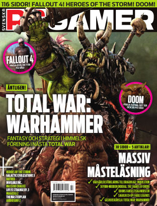 Svenska PC Gamer 2015-07-01