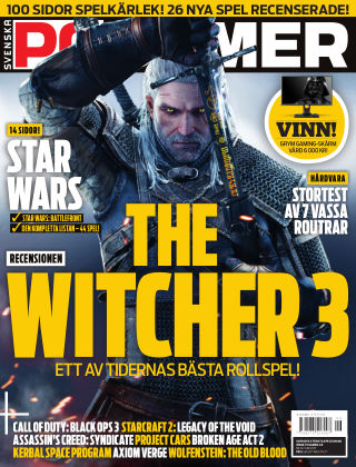 Svenska PC Gamer 2015-06-01