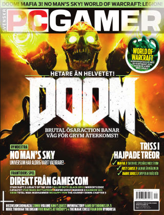 Svenska PC Gamer 2015-09-01