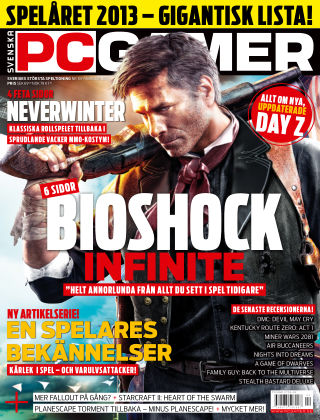 Svenska PC Gamer 2013-02-01