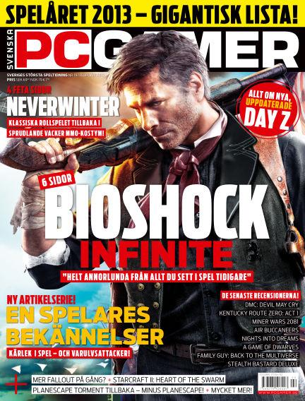 Svenska PC Gamer February 01, 2013 00:00