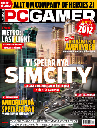 Svenska PC Gamer 2013-01-01