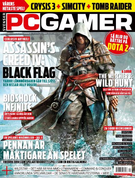 Svenska PC Gamer April 01, 2013 00:00