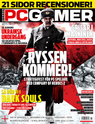 Svenska PC Gamer 2013-06-01