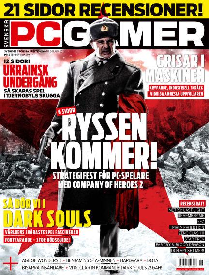 Svenska PC Gamer June 01, 2013 00:00