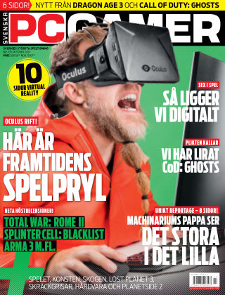 Svenska PC Gamer 2013-10-01