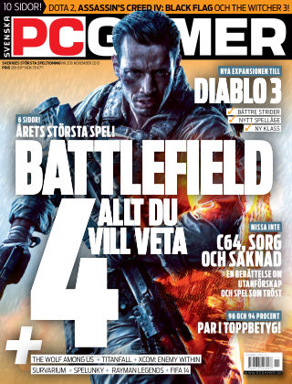Svenska PC Gamer 2013-11-01