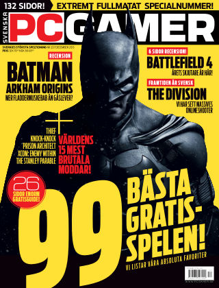 Svenska PC Gamer 2013-12-02