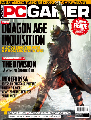 Svenska PC Gamer 2014-08-01
