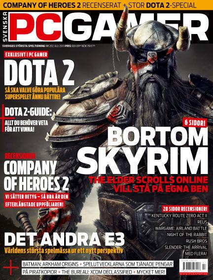 Svenska PC Gamer July 01, 2013 00:00