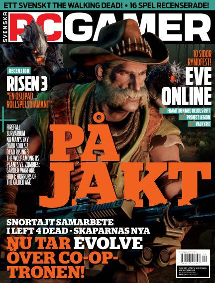 Svenska PC Gamer September 01, 2014 00:00